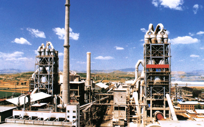 Cement Production Line Material Processing